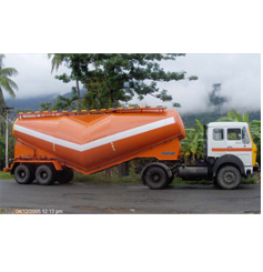 Cement & Fly Ash Tanks